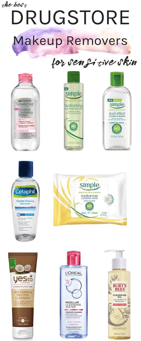 Best Drugstore Detox Cleanse by The Best Drugstore Makeup Removers For Sensitive Skin