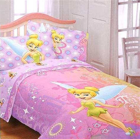 tinkerbell bed full pink tinkerbell comforter girls pink fairy blanket