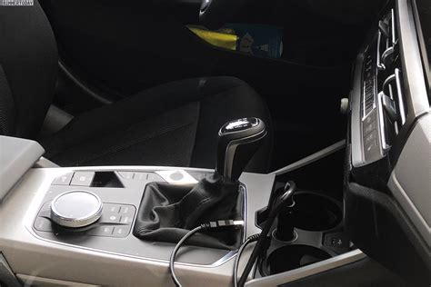 Bmw 2 Series Manual Transmission by Bmw G20 3 Series Time Spotted With A Manual Transmission