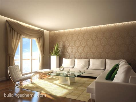 designs for living rooms surprising wallpaper design for living room homesfeed