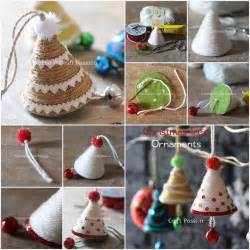 creative ideas diy adorable christmas tree ornaments