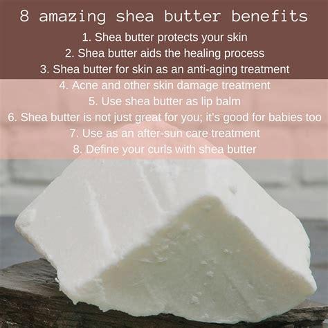 Shea Butter Benefits by Organic Shea Butter