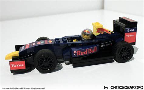 lego f1 lego speed chions bull rb12 f1 car choice gear