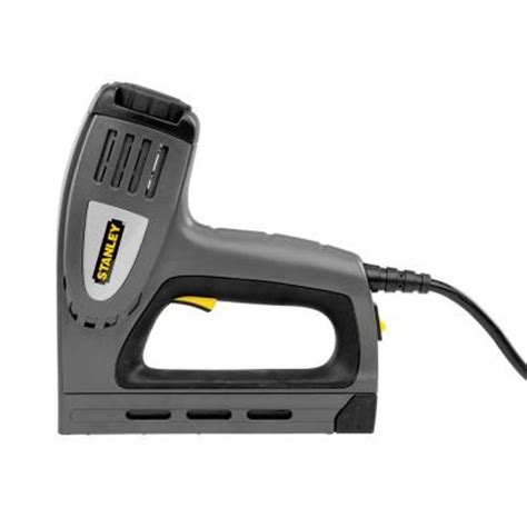 Home Depot Nailer by Stanley 2 In 1 Electric Stapler And Brad Nailer