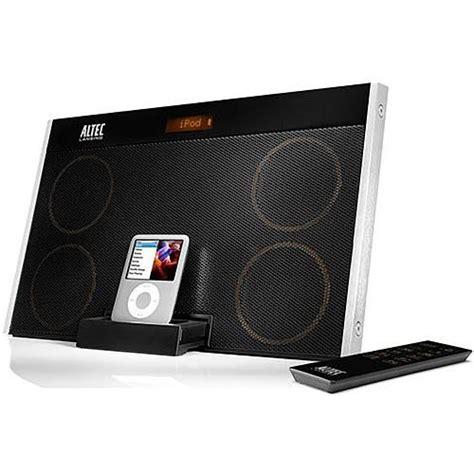 Audio Mobil Speaker Box 4 Altec altec lansing inmotion max portable iphone speaker system