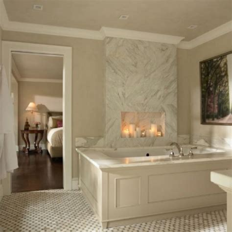 bathroom candles and accessories decorate with candles in every room