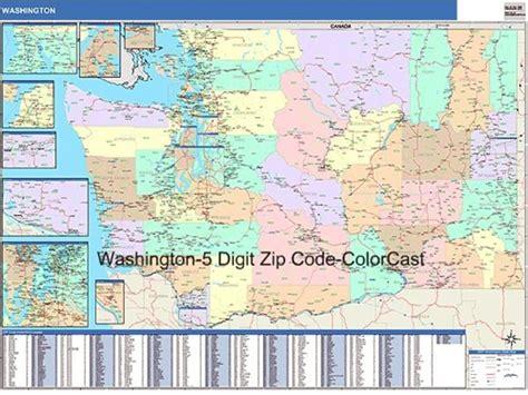 us area codes washington state washington zip code map from onlyglobes