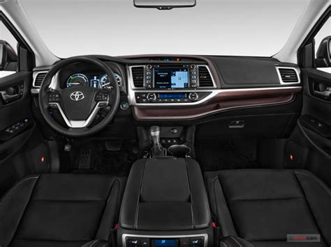 Toyota Highlander 2015 Interior 2015 Toyota Highlander Hybrid Interior U S News World