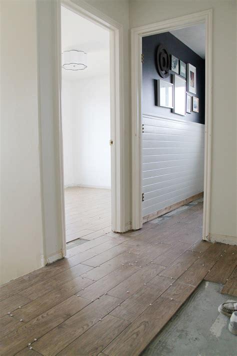 Bathroom Floor Tile Direction Tips For Achieving Realistic Faux Wood Tile Chris