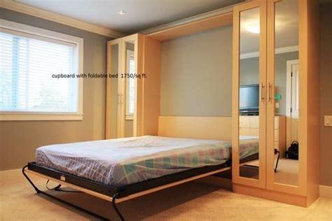 foldable wall bed foldable bed  wardrobe manufacturer  ernakulam