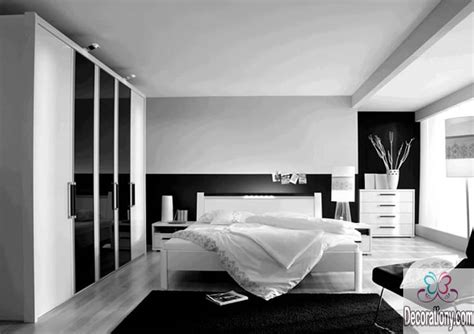 bedroom decoration black and white combination 35 affordable black and white bedroom ideas decorationy