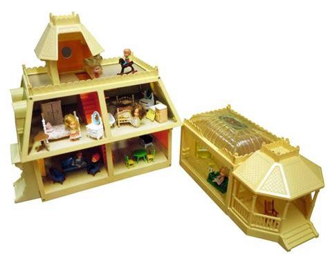 mattel doll houses the littles mattel the littles dollhouse starter house dolls furnitures included