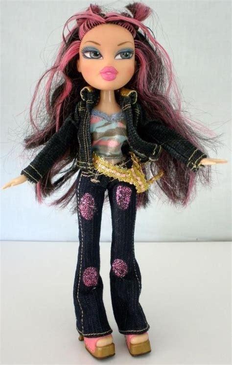 bratz doll pink hair 37 best bratz images on pinterest bratz doll barbie