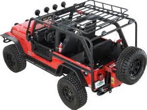 Armor Jeep Rack Armor Tj 6124 Armor Roof Rack Base Kit For 04