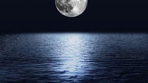 wallpaper hd 1920x1080 moon moon over ocean wallpaper wallpapersafari