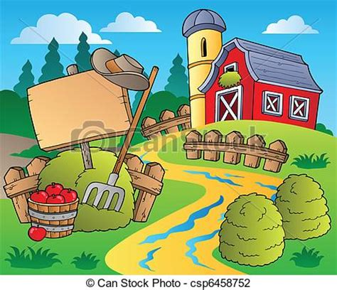 country clipart barn clipart