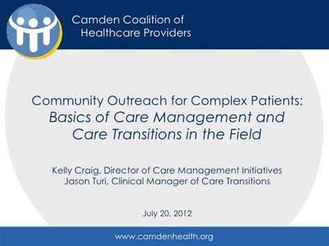care management webinar
