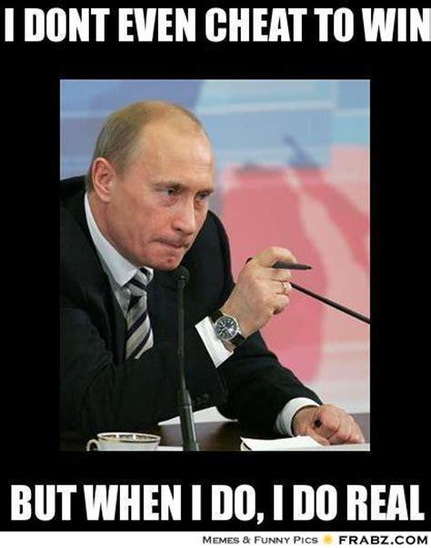 Vladimir Putin Meme - but when i do i do real vladimir putin meme