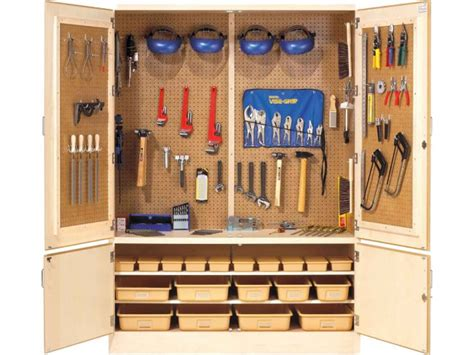 woodworking tool storage cabinet woodworking tool storage cabinet dts 10 makerspace