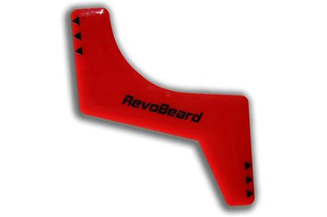 Revobeard Template Stylish Cukur Jenggot revobeard beard styling template stencil for lightweight and one size fits all