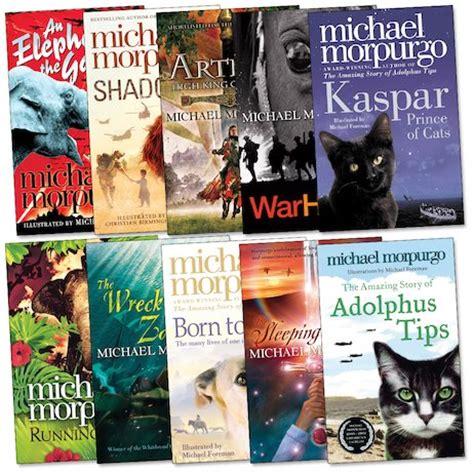 his of books michael morpurgo pack scholastic book club