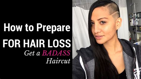 best haircut prep for chemo how to prepare for chemo hair loss get a badass haircut