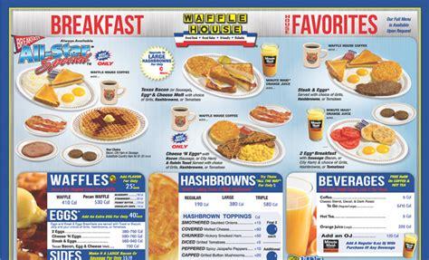 waffle house allergy menu arman info