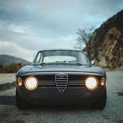 vintage alfa romeo giulia the official car vintage 174 on instagram the
