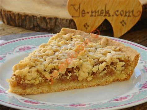 kek elmali tart elmali kurabiye elmali tart elmali pasta yagsiz elmali elmalı turta tarifi nasıl yapılır resimli yemek