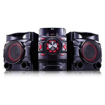 Lg Mini Hi Fi Cj65 minicomponentes calidad de sonido hi fi lg ecuador