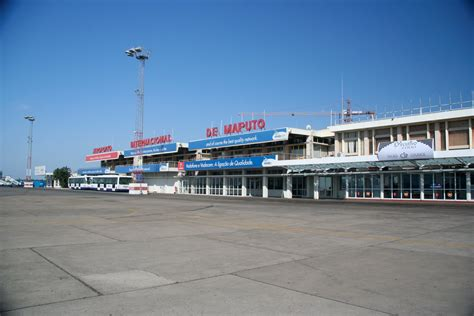 The Airport of Maputo Mozambique My Photography on