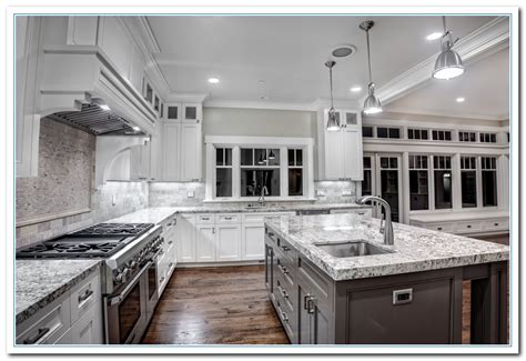 granite kitchen cabinets white cabinets with granite countertops home and cabinet