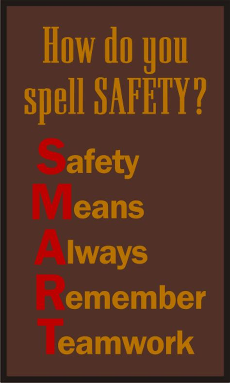 how do you spell settee safety banner how do you spell safety smart sku b 0198