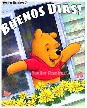 imagenes de winnie pooh buenos dias 10 best images about good morning buenos dias on pinterest