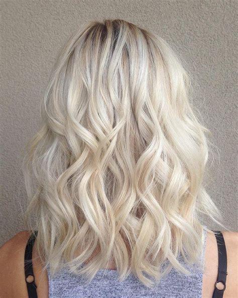 Warm Blonde Short Hairstyles
