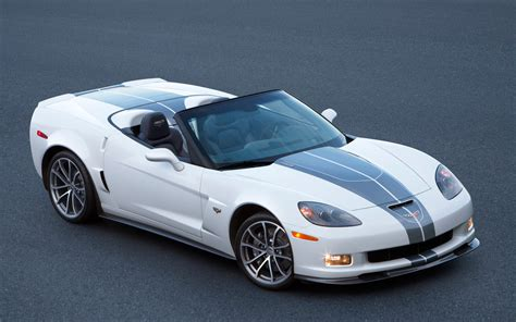 2013 chevrolet corvette 427 60th anniversary right front 2
