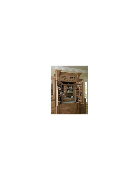 oak storage with doors solid oak accessories for kitchen pantries full set