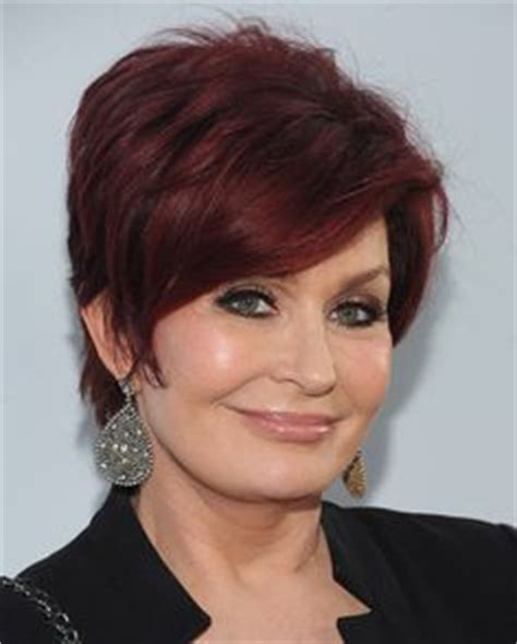 sharons new hair colour eastenders sharon osbourne hair cut