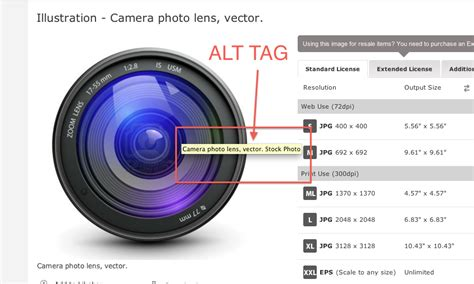 alt image tag alt tag simplified and defined