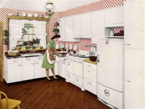 vintage kitchen lighting a 1940 s retro theme for your retro kitchen design sets and ideas