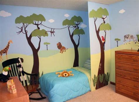 decoracion habitacion niños 2 años ideas de decoraci 243 n de habitaciones para ni 241 os entre 2 y 5