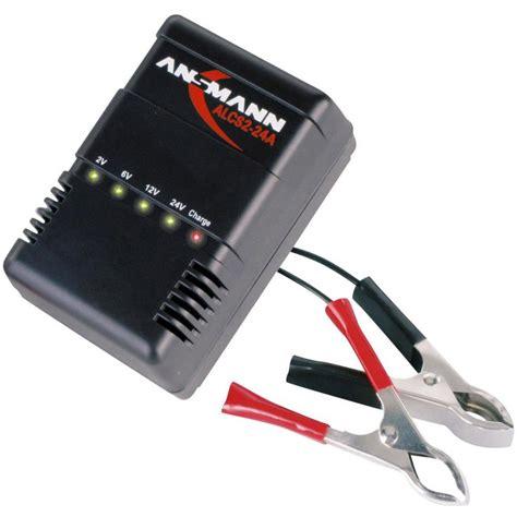 alimentatore batteria moto chargeur 2v 6v 12v 24v pour batterie plomb auto moto ansmann