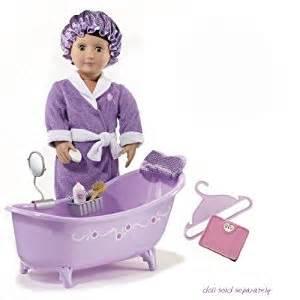 18 Inch Doll Bathtub Amazon Com Our Generation Slippertub With Bath And Body