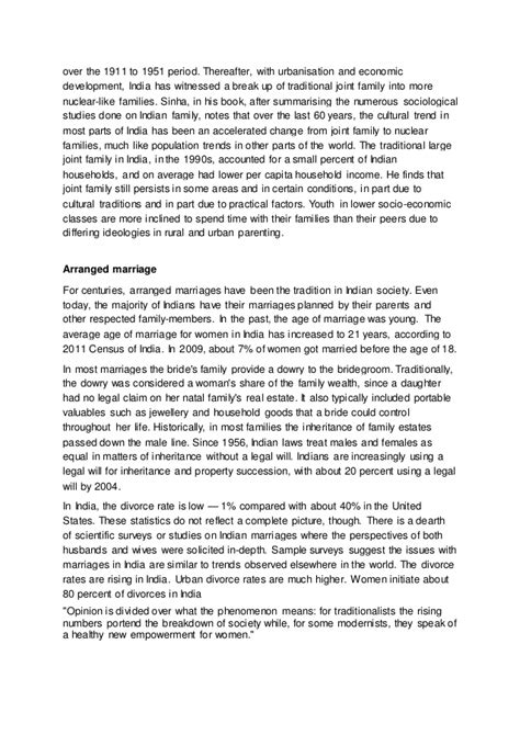 Nuclear Family Essay by Essay About Joint Family And Nuclear Family