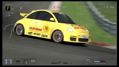 volkswagen new beetle cup 1 28 768 volkswagen new beetle cup car 00 youtube