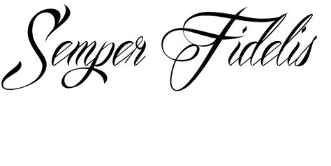 semper fortis tattoo 31 ideas for couples to bond together