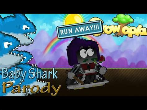 baby shark growtopia growtopia music video baby shark hyersgt votw youtube