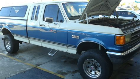 1991 ford f250 for sale 1991 ford f250 diesel lariat 4x4