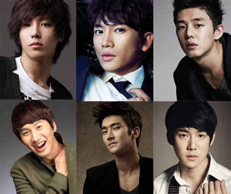 best male actors korean drama 14 more of the hottest korean male television stars you