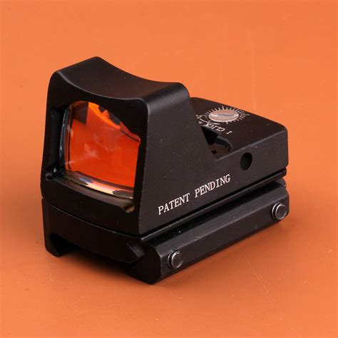 New Rmr Mini Tactical Sight With Rail And Glock Mount aliexpress buy holographic ultra mini small rmr